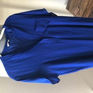 Vince Blue Shift Dress